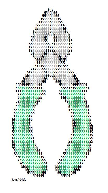 One Line Ascii Art Star Wars : Waffen werkzeug ascii art gallery